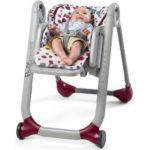 Krzesełka do karmienia dzieci firmy Chicco
