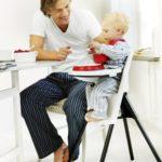 Jak nakarmić malucha – krzesełka dla dzieci