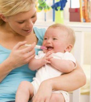 Nawadnianie niemowlaka