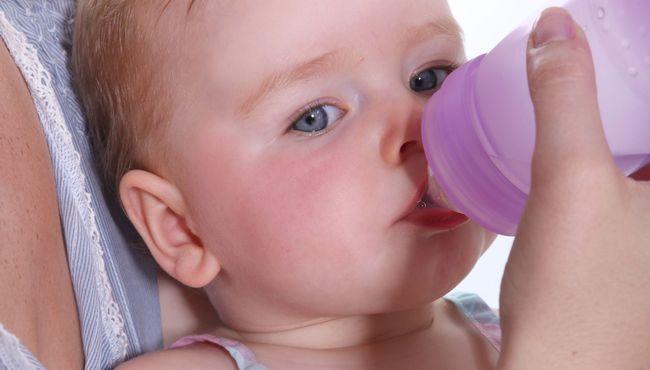 Własciwe nawadnianie dziecka