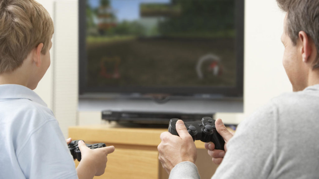 Konsola Sony Playstation na Komunię