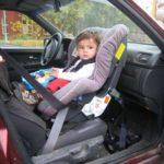 Mity na temat fotelików montowanych tyłem do kierunku jazdy