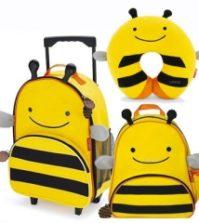 Plecak dla dziecka z pszczółką