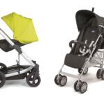 Wózki spacerowe dla dzieci – co wybrać?