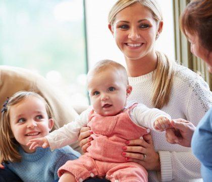 Opiekunka dla dziecka