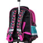 Plecaki na kółkach do szkoły – hit, który ochroni kręgosłup Twojego dziecka