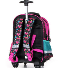 Plecak dla dziecka na kołach