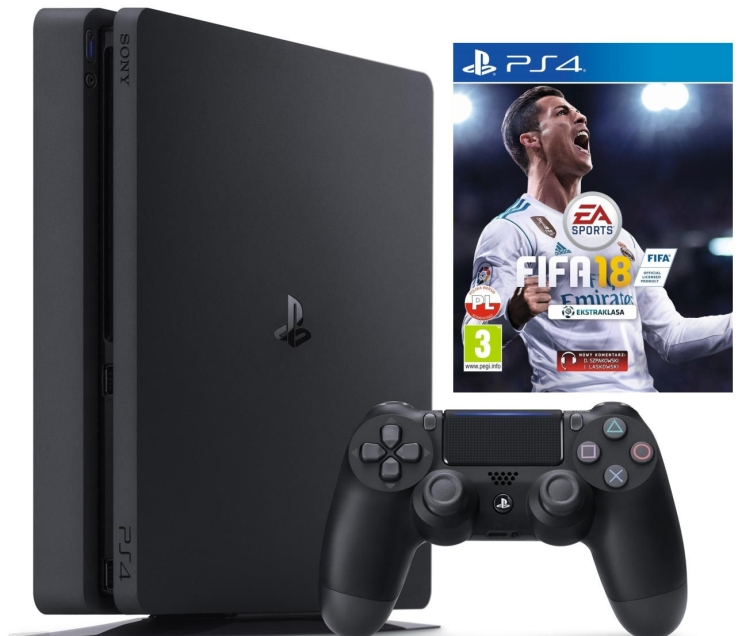 Tania Sony PS4 Slim